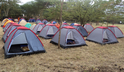 Camping Safari and Tents for Hire